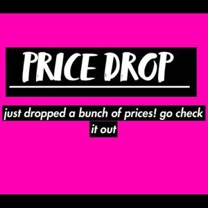 ➡️PRICE DROP ALERT!!! 🚨